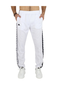 Men's brushed tricot trousers