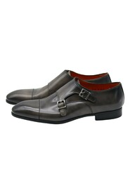 Doppel-Monkstrap Shoes
