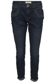 Mos Mosh Marley Naomi Stitch Dark Blue Denim