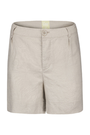 Line of Oslo Shorts Robin Linen Creme