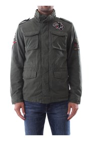OSCAR MILITARY JKT OUTERWEAR AND JACKETS