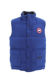 Blå Canada Goose Freestyle Dunvest