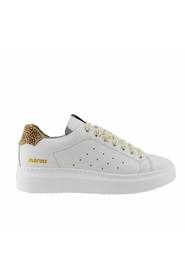 Claire Leather Sneakers