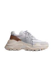 'Sprint Mesh White' Sneakers