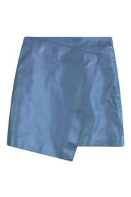 Darda Leather Skirt