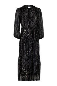 Helena Slim Graphic klänning