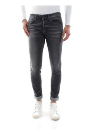 DONDUP GEORGE UP232 JEANS Men DENIM GREY