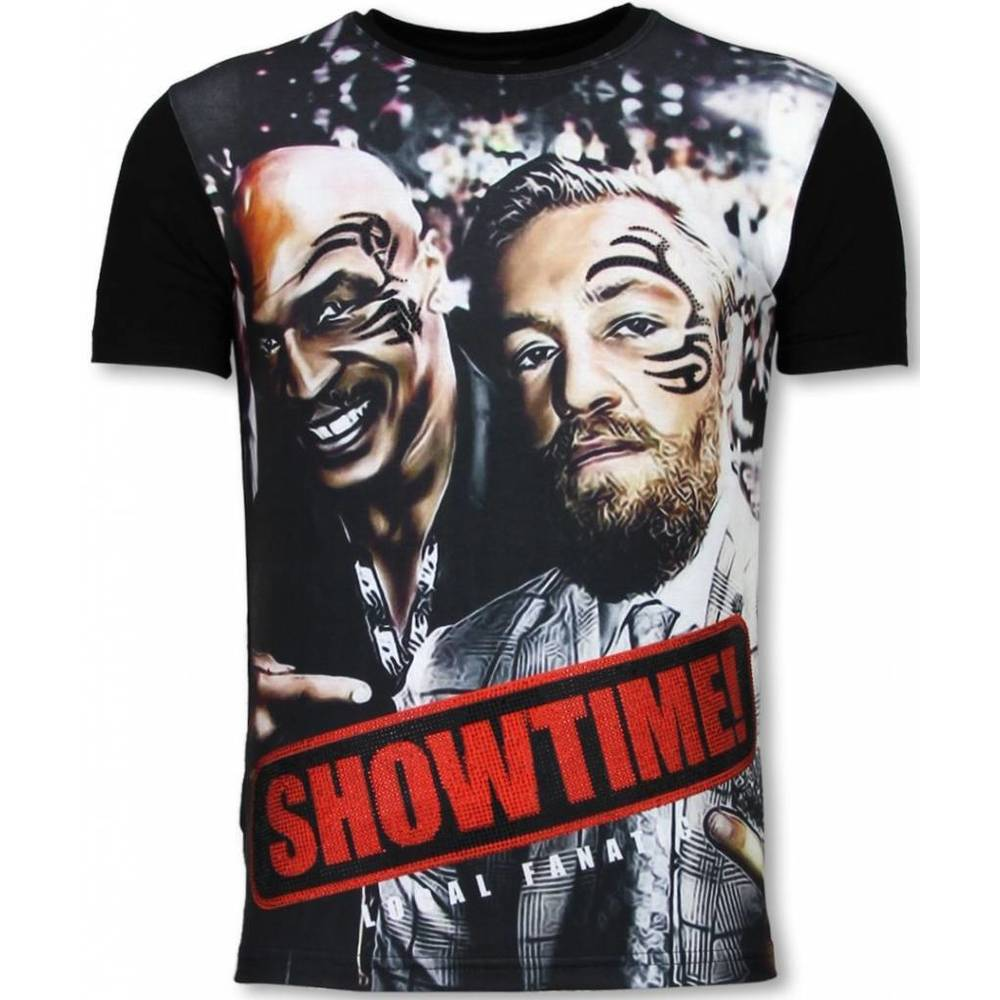 Showtime - Digital Rhinestone T-shirt