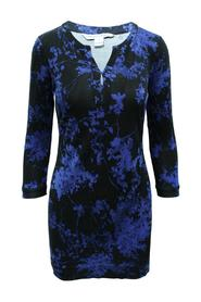 Print Dress -Pre Owned Condition Good