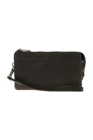 Clutch with long strap