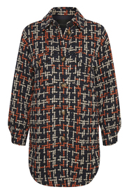 CallyKB Shirt Jacket