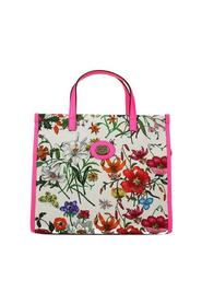 Flora leather bag