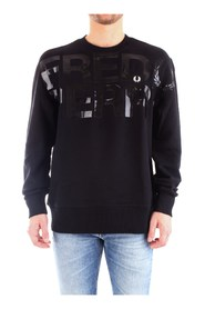 FRED PERRY M6525 Sweat Men BLACK