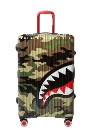 Trolley Camo Shark Mouth