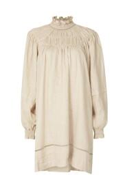 Apple Linen Dress