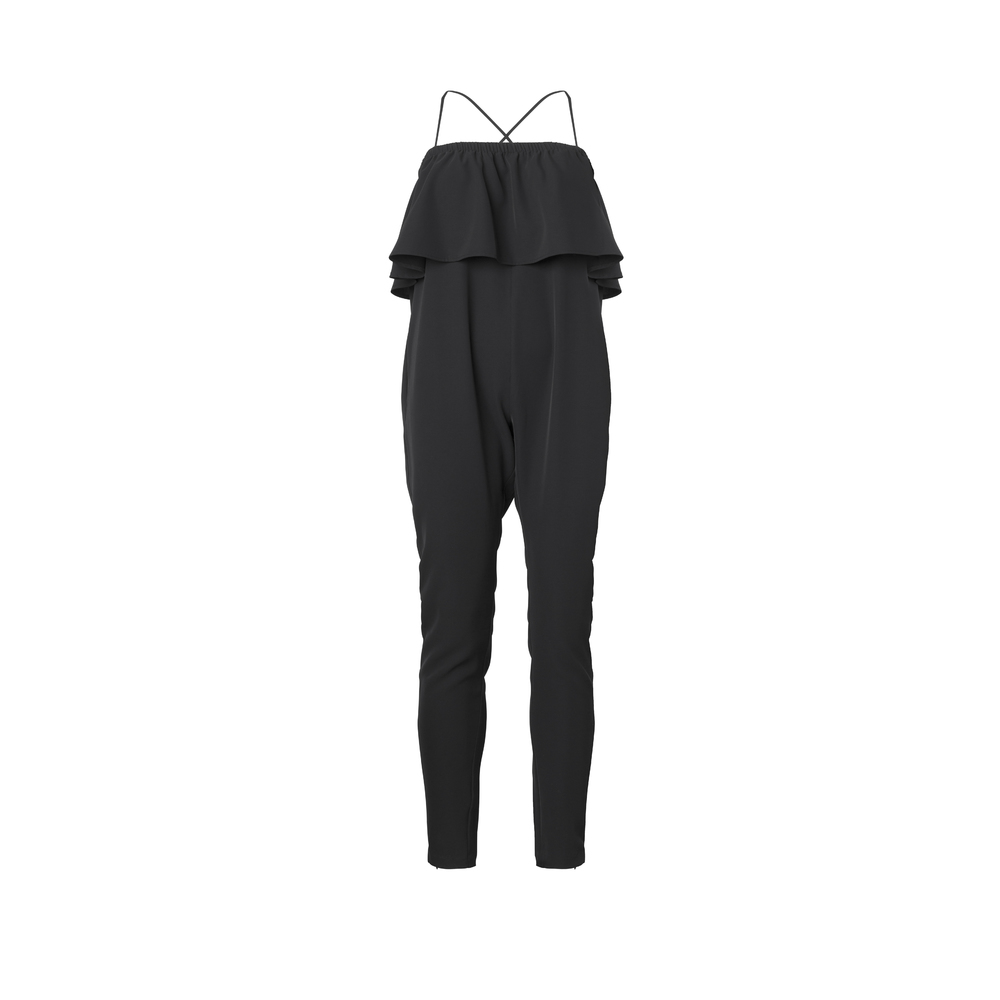 Black Plus Fine Nini Jumpsuit