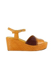 Sandales compensées  - Alicia Multi