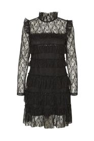 NADINE LACE SHORT DRESS