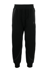 KNITTED JERSEY PANTS