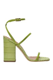 Maria Sandals Leather