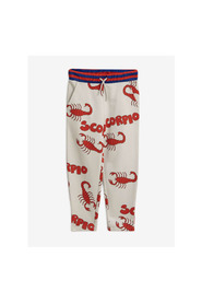 SCORPIO PRINTED SWEATPANTS