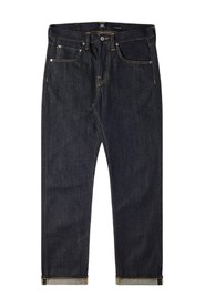 Selvage Unwashed Jeans