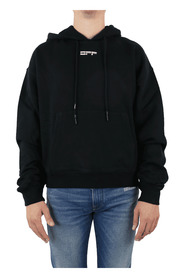 Masked Face Over Hoodie