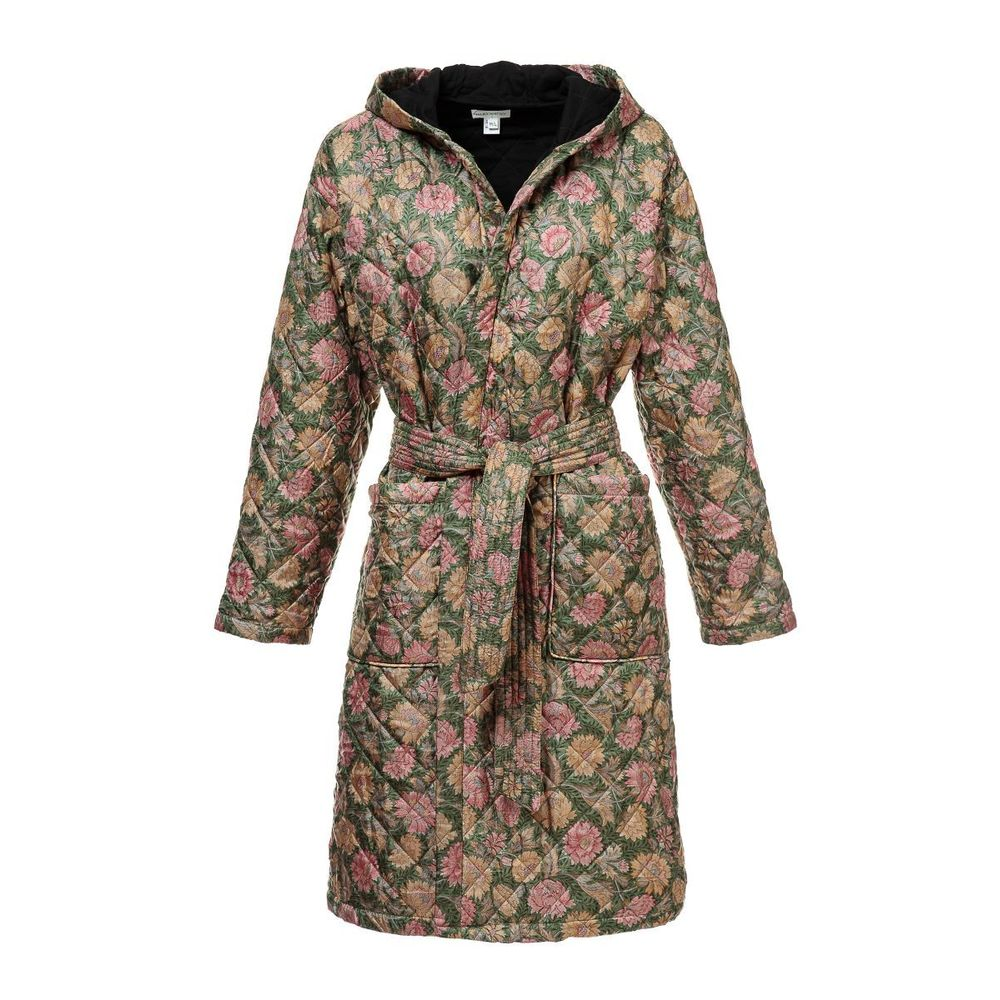 Jannet quilted robe