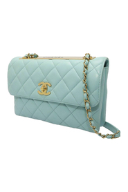 Pre-owned CC Timeless Classic Lambskin Flap Bag