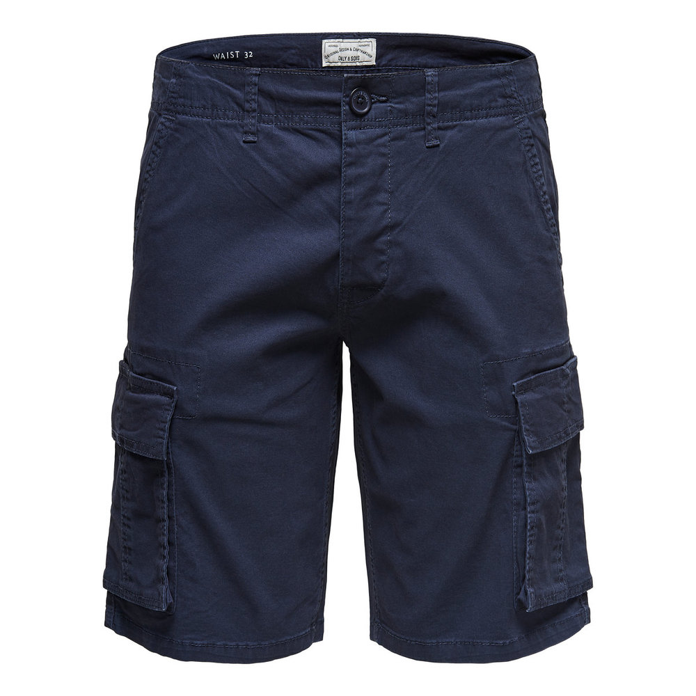 Cargo shorts Solid