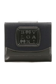 Leather Bi-fold Small Wallet