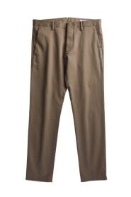 Theo organic cotton chino pants