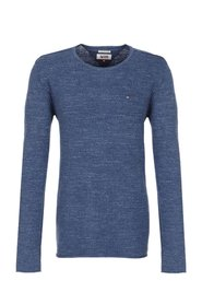 Pullover fin loose