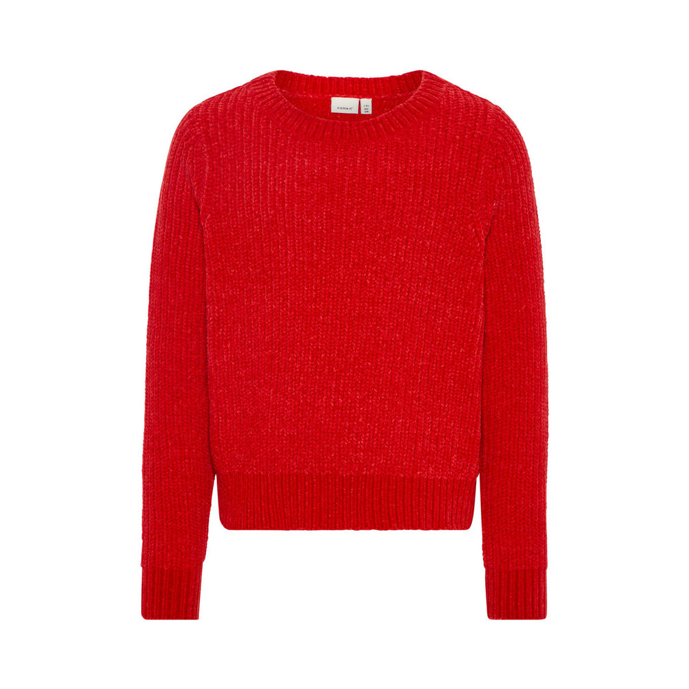 Knitted Pullover chunky