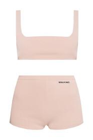 Shorts & top set