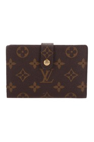 Monogram Viennois Continental Wallet Canvas