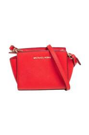 Saffiano Mini Selma Crossbody Bag