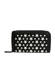 CARNABY ENL Leather Studded Long Wallet (to ganger)