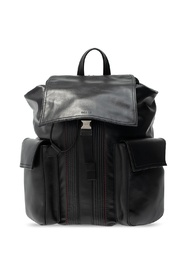 Abner backpack with logo
