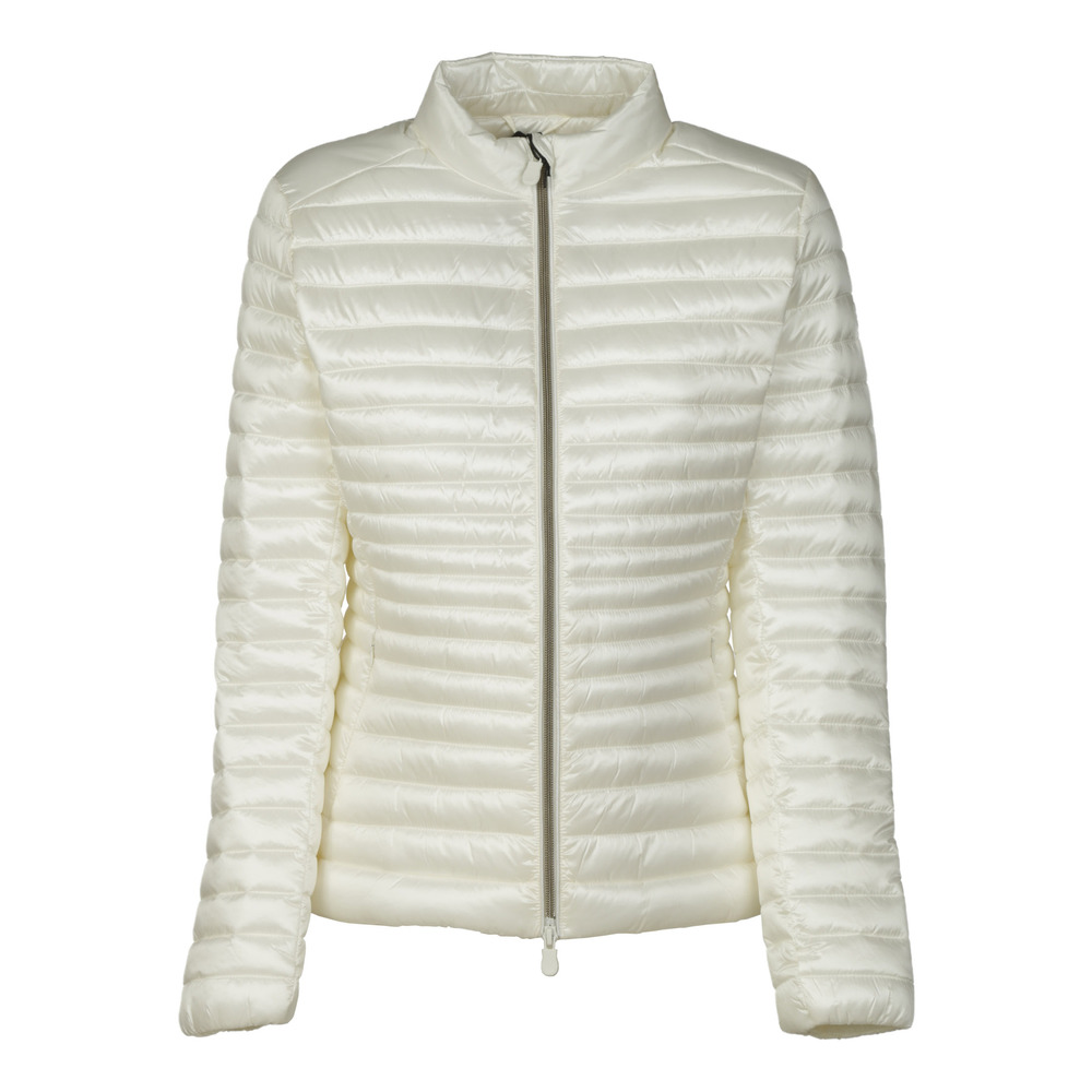 White Jacket | Save The Duck | Quiltad jacka | Miinto.se