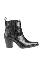 Sort western Ankle Boots