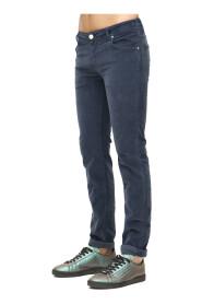 5-pocket velvet trousers