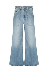 Jeans Patch Rambler Denim Chiaro