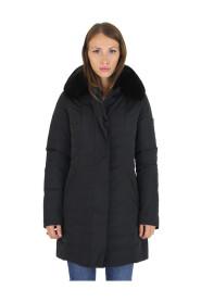 Slim Fit-jakke med pels med metropolitansk pels MX 02 FUR