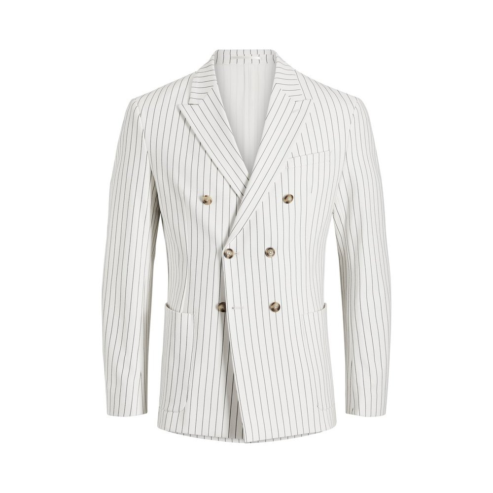 Striped double-breasted Blazer