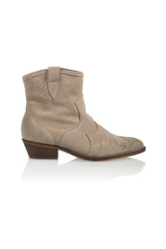 Western Boots Lucca B3013-06 8208 beige suede