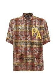 Shirt With Pattern