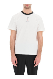 3-pack t-shirt with stamps