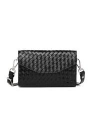 Maiken Black Bacoli Shoulder Bag