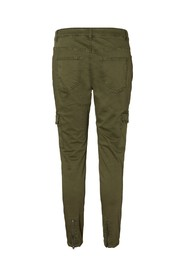 Grønn Noisy May Nmbronx Cargo Relaxed Pant